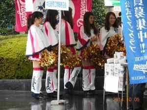 久々の更新です。江南市祭りにブースを出しました。