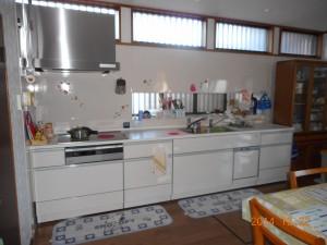 T様邸 キッチン・和室・玄関改修リフォーム