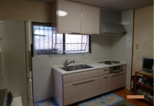 ダイニングキッチン改修工事