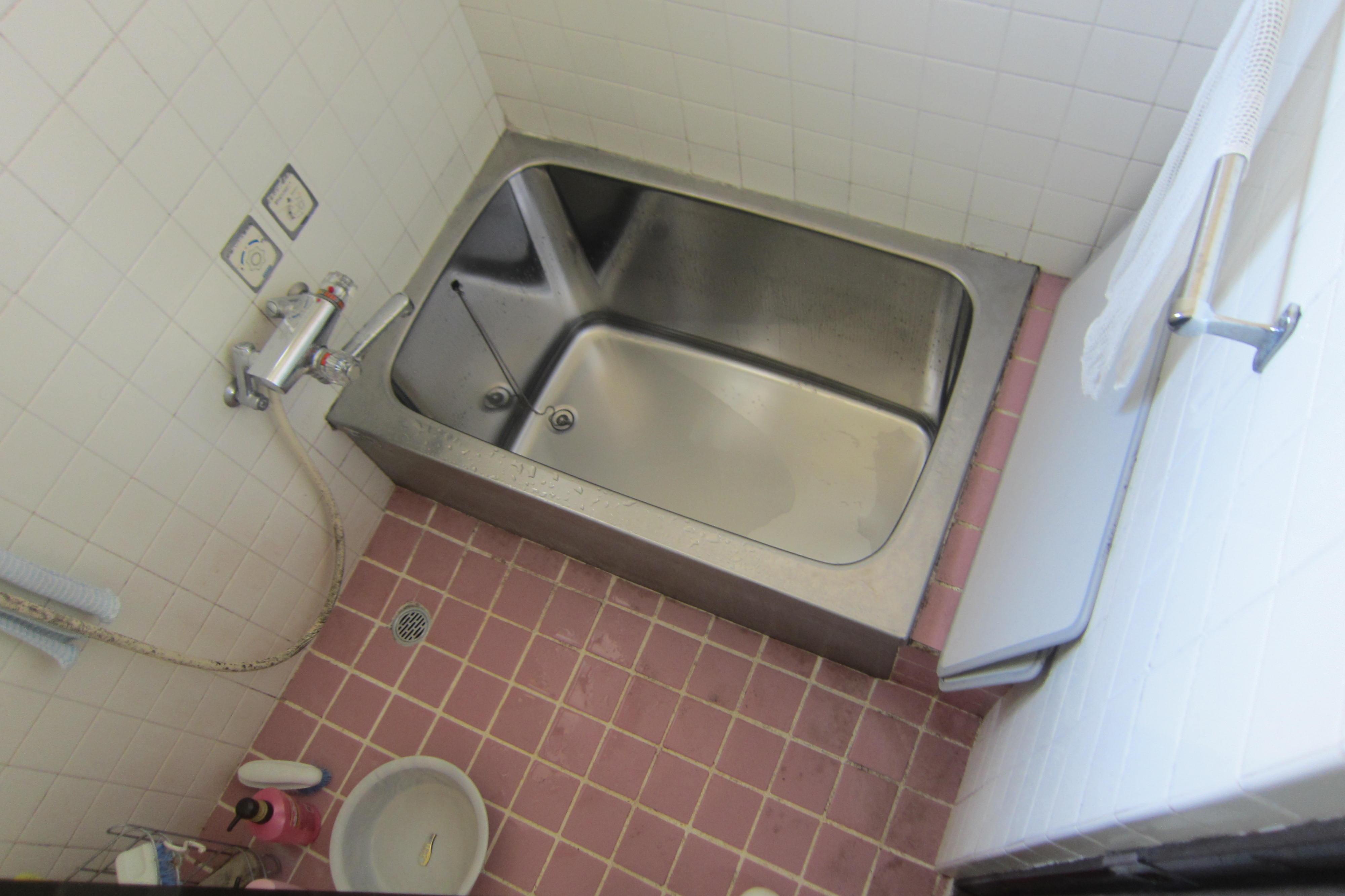 浴室 Before<br>