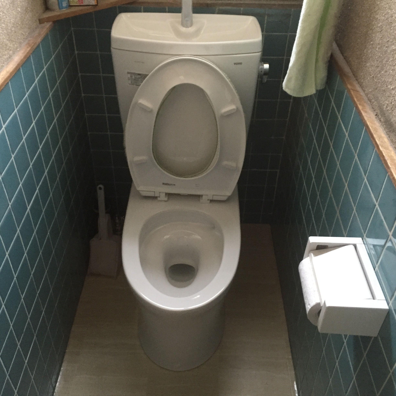 待ったなしのトイレ、水漏れに対応したリフォーム